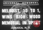 Image of large crowd Jamaica New York USA, 1937, second 8 stock footage video 65675052027