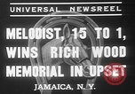 Image of large crowd Jamaica New York USA, 1937, second 9 stock footage video 65675052027