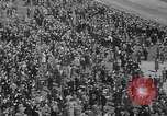 Image of large crowd Jamaica New York USA, 1937, second 16 stock footage video 65675052027