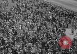 Image of large crowd Jamaica New York USA, 1937, second 18 stock footage video 65675052027