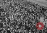 Image of large crowd Jamaica New York USA, 1937, second 19 stock footage video 65675052027