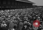 Image of large crowd Jamaica New York USA, 1937, second 20 stock footage video 65675052027