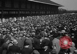Image of large crowd Jamaica New York USA, 1937, second 21 stock footage video 65675052027