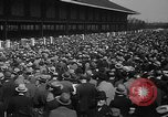 Image of large crowd Jamaica New York USA, 1937, second 22 stock footage video 65675052027