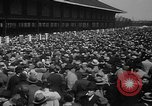 Image of large crowd Jamaica New York USA, 1937, second 24 stock footage video 65675052027