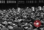Image of large crowd Jamaica New York USA, 1937, second 25 stock footage video 65675052027