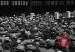Image of large crowd Jamaica New York USA, 1937, second 26 stock footage video 65675052027