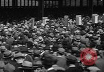 Image of large crowd Jamaica New York USA, 1937, second 27 stock footage video 65675052027