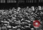 Image of large crowd Jamaica New York USA, 1937, second 28 stock footage video 65675052027