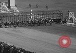 Image of large crowd Jamaica New York USA, 1937, second 30 stock footage video 65675052027