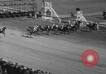 Image of large crowd Jamaica New York USA, 1937, second 33 stock footage video 65675052027