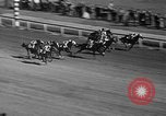 Image of large crowd Jamaica New York USA, 1937, second 35 stock footage video 65675052027