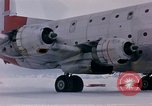 Image of aircraft C 124 Antarctica, 1956, second 34 stock footage video 65675052041