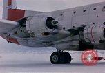 Image of aircraft C 124 Antarctica, 1956, second 35 stock footage video 65675052041