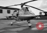 Image of rotary wing aircraft United States USA, 1964, second 16 stock footage video 65675052052