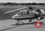 Image of rotary wing aircraft United States USA, 1964, second 27 stock footage video 65675052052
