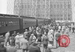 Image of LZ-129 Lakehurst New Jersey USA, 1936, second 34 stock footage video 65675052063