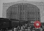 Image of LZ-129 Lakehurst New Jersey USA, 1936, second 41 stock footage video 65675052063