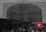 Image of LZ-129 Lakehurst New Jersey USA, 1936, second 52 stock footage video 65675052063
