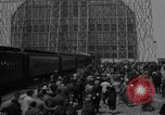 Image of LZ-129 Lakehurst New Jersey USA, 1936, second 55 stock footage video 65675052063