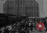 Image of LZ-129 Lakehurst New Jersey USA, 1936, second 56 stock footage video 65675052063