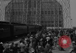 Image of LZ-129 Lakehurst New Jersey USA, 1936, second 57 stock footage video 65675052063
