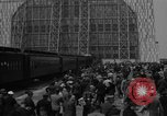 Image of LZ-129 Lakehurst New Jersey USA, 1936, second 58 stock footage video 65675052063