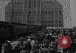 Image of LZ-129 Lakehurst New Jersey USA, 1936, second 60 stock footage video 65675052063