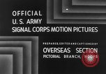 Image of Allied Control Council Berlin Schoneberg Germany, 1945, second 2 stock footage video 65675052081