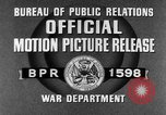 Image of Allied Control Council Berlin Schoneberg Germany, 1945, second 5 stock footage video 65675052081