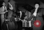 Image of Ella Fitzgerald New York City USA, 1949, second 3 stock footage video 65675052083