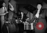 Image of Ella Fitzgerald New York City USA, 1949, second 4 stock footage video 65675052083