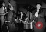 Image of Ella Fitzgerald New York City USA, 1949, second 8 stock footage video 65675052083
