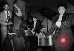 Image of Ella Fitzgerald New York City USA, 1949, second 9 stock footage video 65675052083