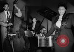 Image of Ella Fitzgerald New York City USA, 1949, second 10 stock footage video 65675052083
