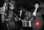 Image of Ella Fitzgerald New York City USA, 1949, second 16 stock footage video 65675052083