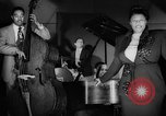 Image of Ella Fitzgerald New York City USA, 1949, second 17 stock footage video 65675052083