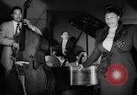 Image of Ella Fitzgerald New York City USA, 1949, second 19 stock footage video 65675052083