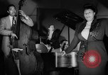 Image of Ella Fitzgerald New York City USA, 1949, second 22 stock footage video 65675052083