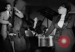 Image of Ella Fitzgerald New York City USA, 1949, second 24 stock footage video 65675052083