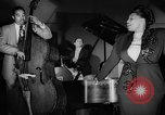 Image of Ella Fitzgerald New York City USA, 1949, second 25 stock footage video 65675052083