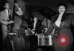 Image of Ella Fitzgerald New York City USA, 1949, second 28 stock footage video 65675052083