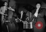 Image of Ella Fitzgerald New York City USA, 1949, second 29 stock footage video 65675052083