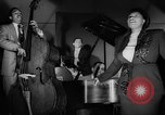 Image of Ella Fitzgerald New York City USA, 1949, second 31 stock footage video 65675052083