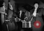 Image of Ella Fitzgerald New York City USA, 1949, second 32 stock footage video 65675052083