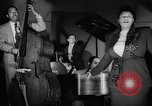 Image of Ella Fitzgerald New York City USA, 1949, second 34 stock footage video 65675052083