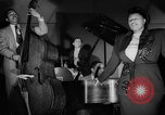 Image of Ella Fitzgerald New York City USA, 1949, second 35 stock footage video 65675052083