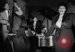 Image of Ella Fitzgerald New York City USA, 1949, second 36 stock footage video 65675052083