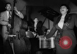 Image of Ella Fitzgerald New York City USA, 1949, second 39 stock footage video 65675052083