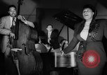 Image of Ella Fitzgerald New York City USA, 1949, second 40 stock footage video 65675052083